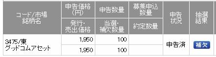 グッドコムアセット(SMBC日興証券)