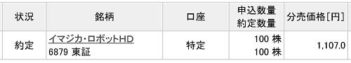 イマジカ・ロボット・ホールディングス(楽天証券)