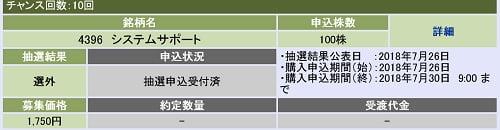 システムサポート(大和証券)