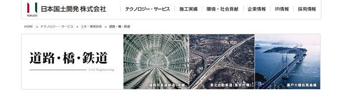 日本国土開発