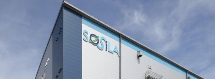 SOSiLA物流リート投資法人