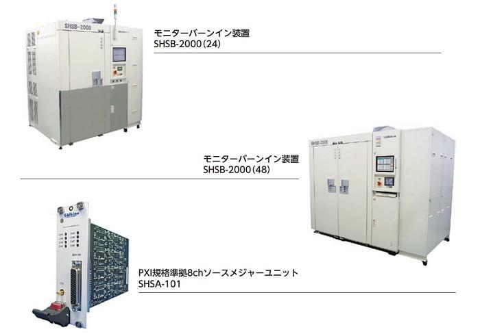 シキノハイテックの電子システム事業