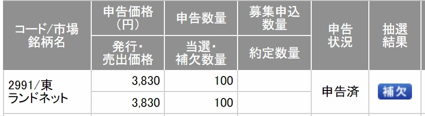 ランドネット(SMBC日興証券)